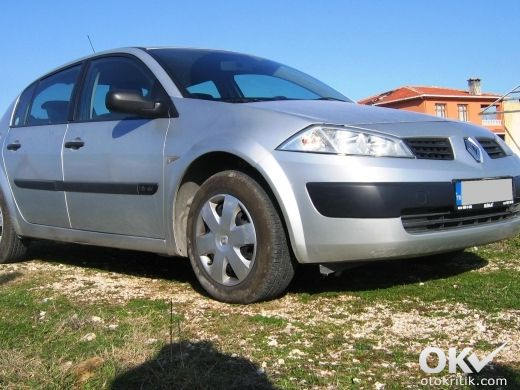 2005 Renault Megane II Authentique 1.6 16V
